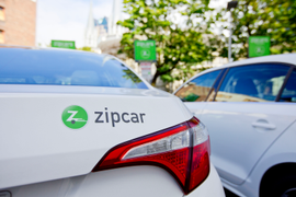 Zipcars Added to Baltimore Train Stations