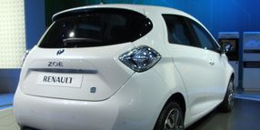 UK Carsharing Company Adds 20 Electric Vehicles