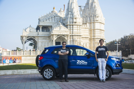 Ford Contributes More Funding to India's Zoomcar