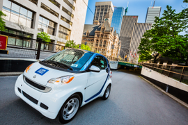 Toronto Delays car2go Parking Program