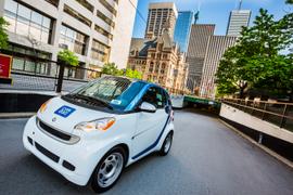 Toronto Delays car2go Parking Program