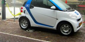Car2go Updates Electric Fleet in San Diego