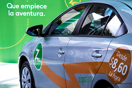 Zipcar Expands to Costa Rica