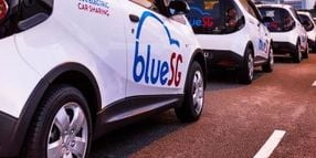 Singapore Carsharer BlueSG Hits 3K Subscribers in First Three Weeks