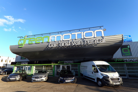 Green Motion Launches New Branding