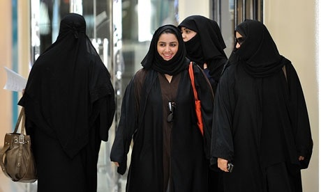 Women in Saudi Arabia were given the right to drive in September 2017. Photo via Tribes of the World/Flickr