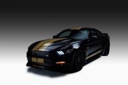 2016 Ford Shelby GT-H. Photo courtesy of The Hertz Corp.