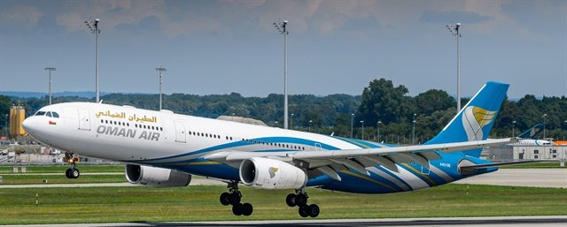 Europcar has partnered with Oman Air. Photo via Flickr/Alessandro Caproni