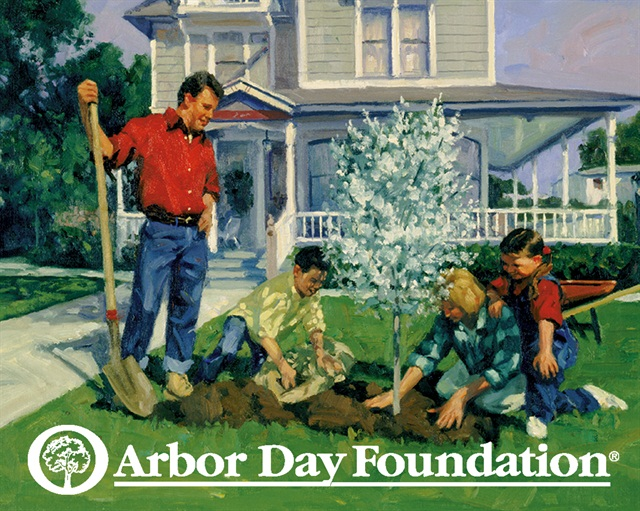 Photo courtesy of the Arbor Day Foundation.
