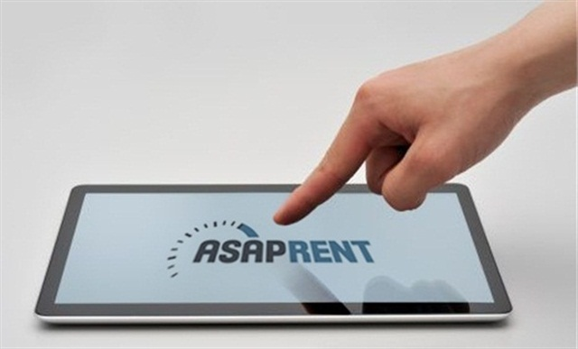 Users can access ASAP Rent through an Internet connection from their computer, iPad or mobile device. Photo courtesy of ASAP Rent.