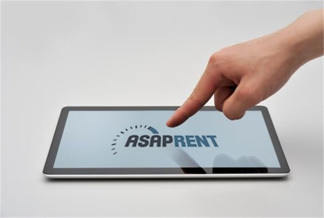 Users can access ASAP Rent through an Internet connection from their computer, iPad or mobile device.