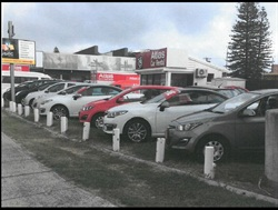 One of Atlas Car and Truck Rental's locations in Australia. Photo courtesy of Atlas Car and Truck Rental.