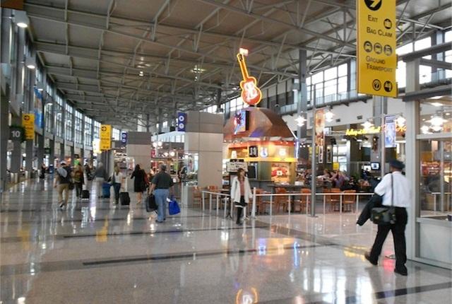 Austin-Bergstrom International Airport. Photo via Wikimedia.