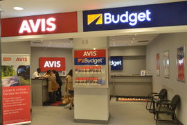 Avis Budget Revenue Drops 2%