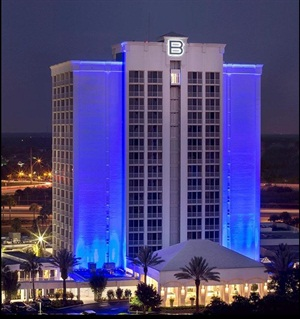 The 2016 Auto Rental Summit will be held at the B Resort & Spa in Florida. Photo courtesy of B Resort & Spa.