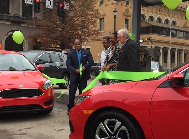 Zipcar has launched its carsharing service in Baton Rouge. Photo courtesy of Zipcar.