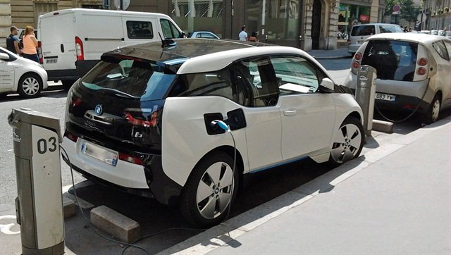 BMW i3. Photo via Wikimedia.