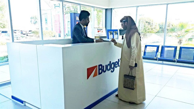 Budget UAE has opened a new location at Ras Al Khaimah International Airport. Photo courtesy of Budget.