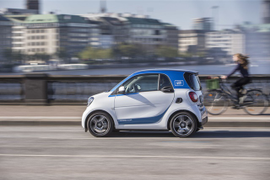 Daimler Purchases Europcar Group's 25% Stake in car2go