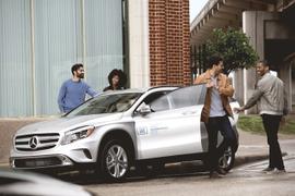 car2go Upgrades Seattle Fleet With Mercedes-Benz Vehicles