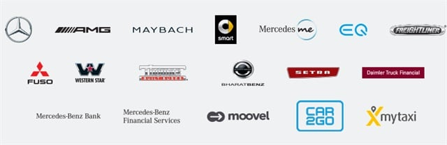 Daimler Mobility Services is part of the Daimler Group.