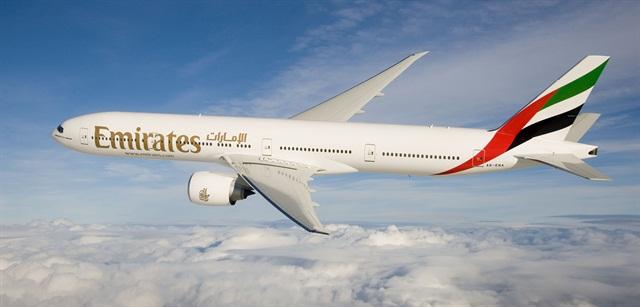 Photo courtesy of Emirates.