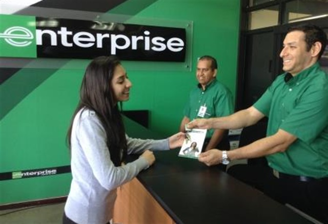 Photo courtesy of Enterprise Holdings