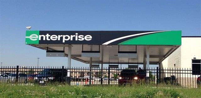 Enterprise Rent-A-Car. Photo via Wikimedia/WestportWiki