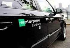 Enterprise CarShare will offer free parking for hybrid rentals in Salt Lake City. Photo credit: Enterprise Holdings