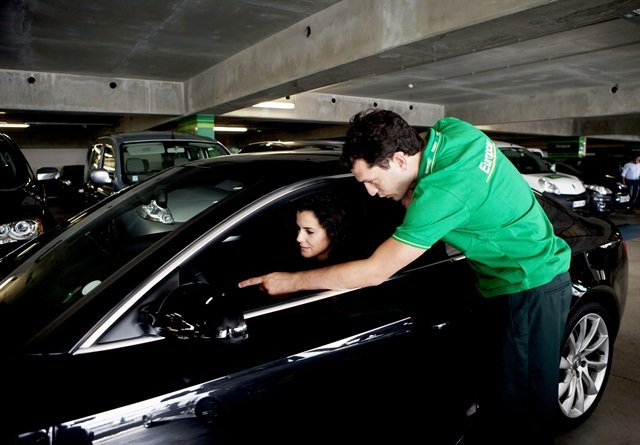 Photo courtesy of Europcar.