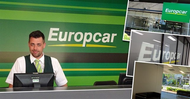 Europcar Australia has switched locations in Brisbane. Photo courtesy of Europcar.
