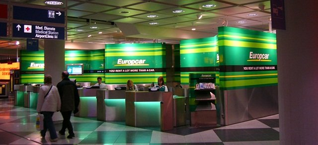 Photo courtesy of Europcar.