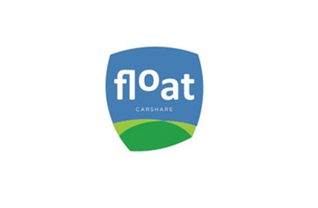 Float CarShare logo.