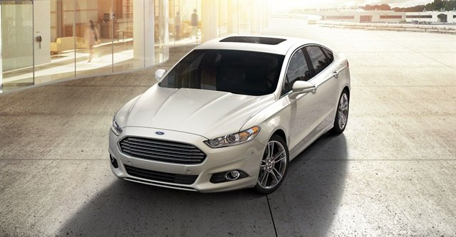 First Car Rental has added the Ford Fusion to its rental fleet. Photo courtesy of Ford.