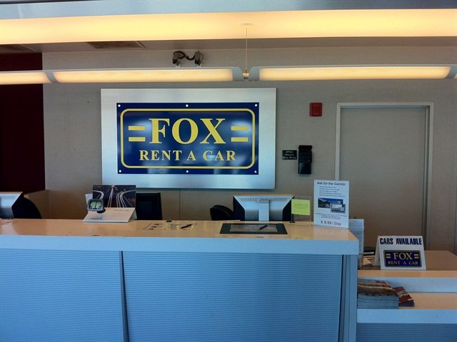 Fox Rent-A-Car has been added to Travelauto.com's online car rental platform. Photo courtesy of Fox Rent-A-Car.