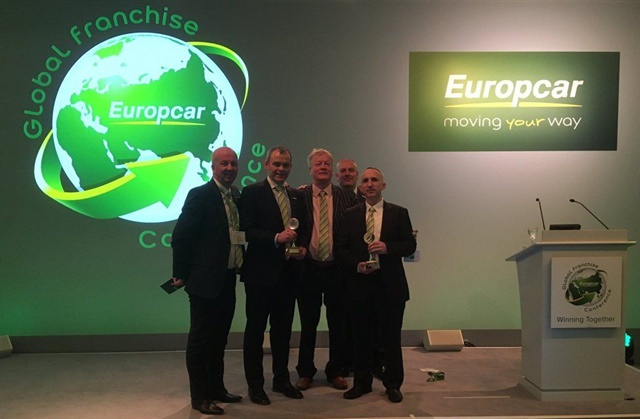 Europcar Ireland Wins Two Awards Rental Operations Auto Rental News