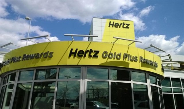 Hertz has renovated its Newark Airport location. Photo credit: The Hertz Corp.