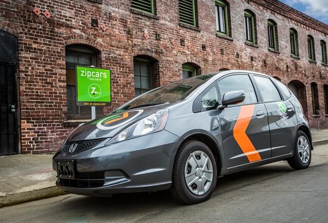 Zipcar ONE
