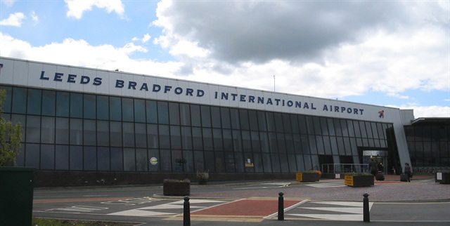 Asset Finance's Autoflex car rental service will be located near Leeds Bradford International Airport. Photo via Wikimedia.