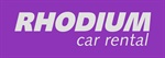 Logo courtesy of Rhodium Car Rental