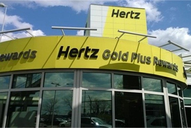 Photo courtesy of The Hertz Corp.