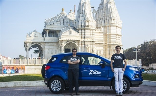 Photo courtesy of Zoomcar
