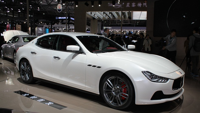 avis adds maserati ghibli to rental fleet rental operations auto rental news. Black Bedroom Furniture Sets. Home Design Ideas