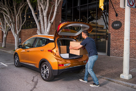 GM Launches Maven Gig Service in Baltimore