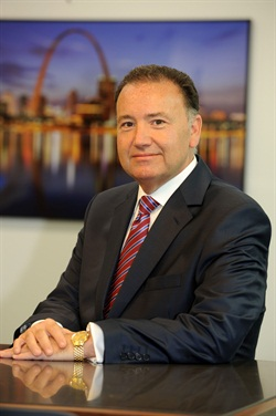Mike Nigro has been appointed senior vice president of European operations. Photo courtesy of Enterprise Holdings.