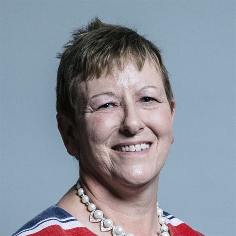 Warrington North MP Helen Jones. Photo via Chris McAndrew/Wikimedia