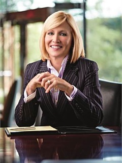 Pam Nicholson, CEO and president of Enterprise Holdings. Photo courtesy of Enterprise Holdings.