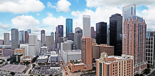 This year's Super Bowl game will take place in Houston. Photo via Wikimedia/Henry Han