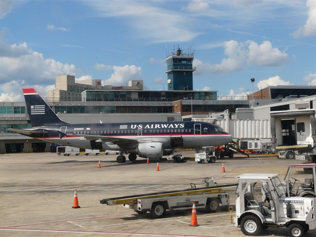 Philadelphia International Airport. Photo via Wikimedia.