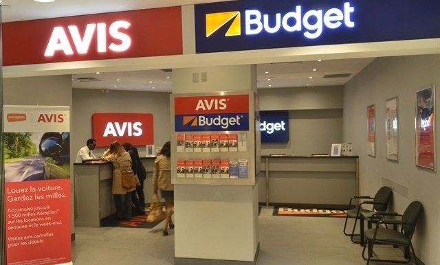 avis and budget offer vehicles with winter tires in canada. Black Bedroom Furniture Sets. Home Design Ideas